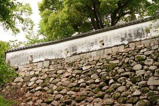岡山城 石垣.JPG